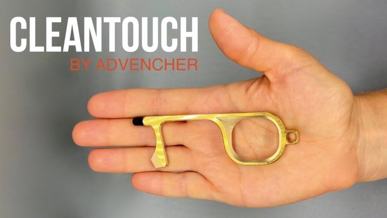 Touchless Safety Door Handler Opener Puller