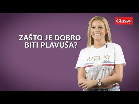 GLOSSY LIČNO - Jelena Kostov: Ljudi ne znaju da sam jako emotivna!