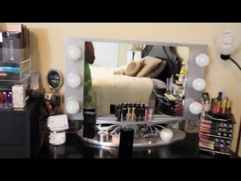 Vanity Girl Mirror Unboxing And Review Youtube