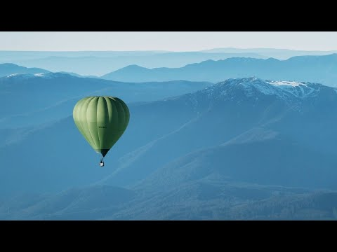 Fly High in the High Country with Global Ballooning Australia