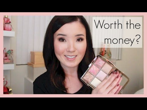 Worth It? Hourglass Ambient Lighting Edit Palette | erisaxo