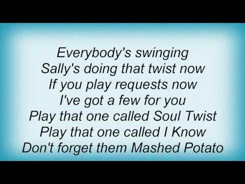 Rod Stewart - Having A Party Lyrics