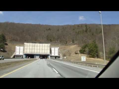 Driving To Kimball, West Virginia