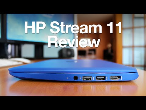 Review: HP Stream 11