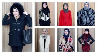 My Outfits in a week (Fall & Winter Edition) | Muslim Queens by Mona