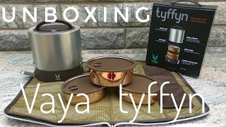 Unboxing: Vaya tyffyn - a premium vacuum-insulated tiffin-box to keep food hot longer