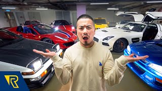 GARAGE UPDATE!! WHAT'S LEAVING? 14 CARS COLLECTION