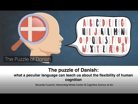 Riccardo Fusaro: The puzzle of Danish