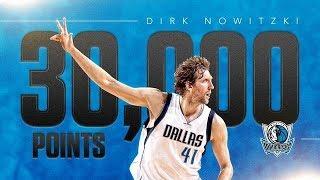 Dirk Nowitzki - 30,000 (Subscribers)