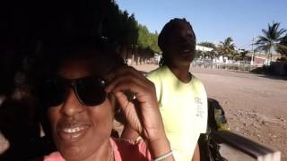 Jamaican Vlog....Fish Fry Jamaican style and Riddle