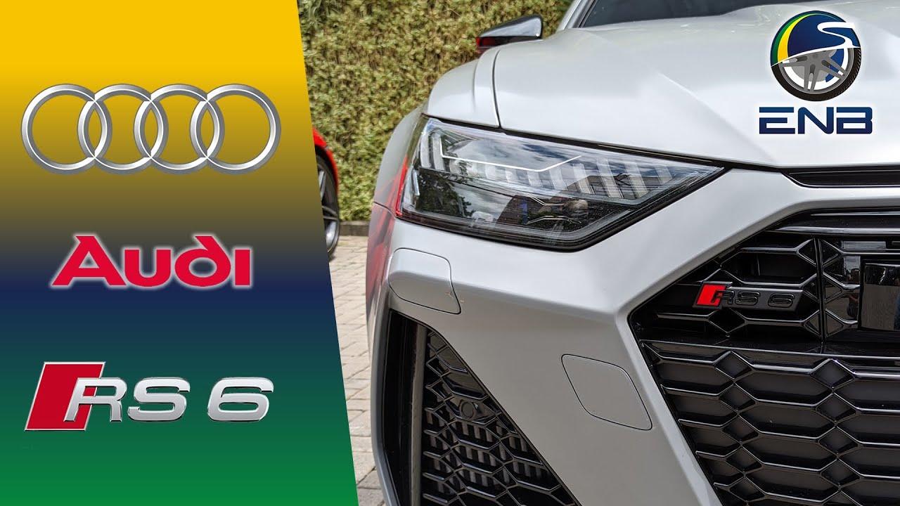 TA #1 - Novo Audi RS6 Avant C8 2021 - YouTube
