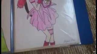 Мои рисунки аниме