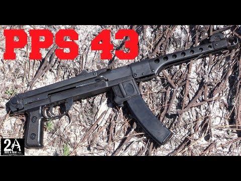 Pioneer Arms PPS43, 7 62x25 Tokarev - PakVim net HD Vdieos