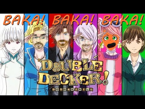 Baka! Baka! Baka! - 71:  Double Decker Doug And Kirill