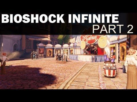 BioShock Infinite - 2 - The Columbia Fair