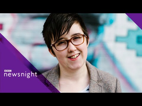 Lyra McKee: What does her murder mean for Northern Ireland? - BBC Newsnight