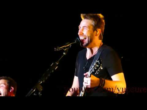 Nickelback If Today Was Your Last Day Live HD HQ Audio!!! Hersheypark Stadium