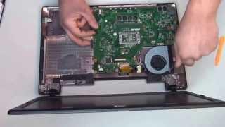 видео ASUS X54C