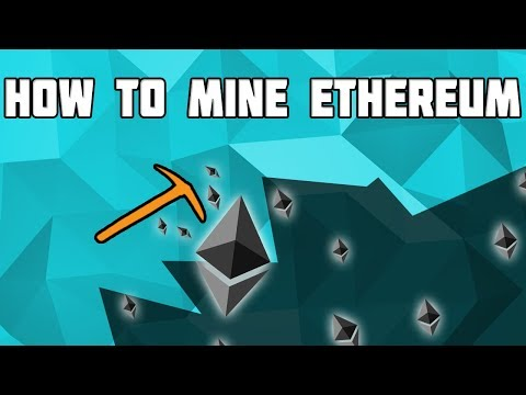 How To Mine Ethereum!(EASY METHOD) Mining Ethereum For Beginners! Make Money With Ethereum!