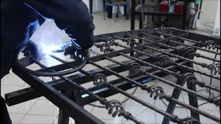 Cancello in ferro battuto Fai Da Te Diy wrought iron gate Diy кованые ворота