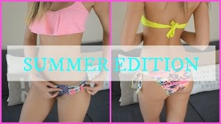 mi colección de bikinis 🌞 happy and chic