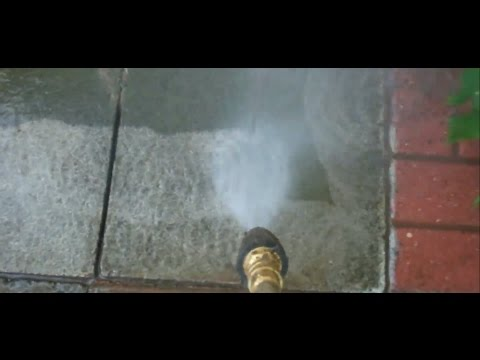 Pressure Washing my Stone Patios (Part 2)
