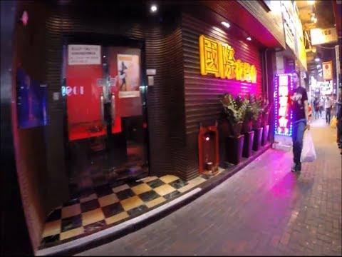 【Hong Kong Walk Tour】砵蘭街 Portland Street