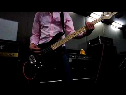 All Down The Line - The Rolling Stones - Bass Cover