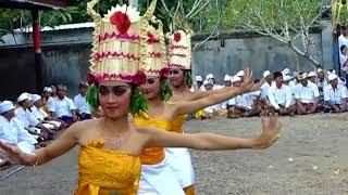 #Vid-Up 9# Tari Rejang Dewa Remaja Rendang Bajur Gn. Sari