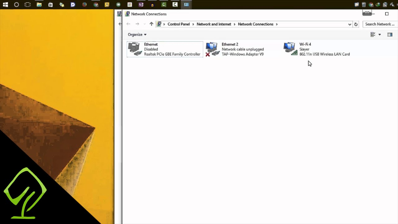 How To Disable Or Enable Ethernet Port Adapter In Windows 10 81 8 Poi Wall Jack Wiring 7