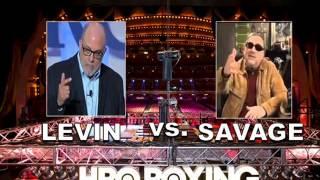 Mark Levin Vs. Michael Savage Round 1