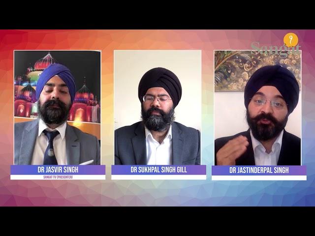 Sangat Health Show Lockdown - Sikh Doctors & Dentists Association - Dr Jasvir Singh Grewal