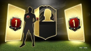 WORLD NUMBER 1 FUT CHAMPS REWARDS! - FIFA 18 Ultimate Team