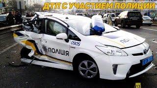 Аварии и ДТП с участием ДПС ППС ГАИ подборка Drift Crash Car