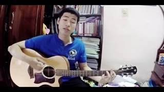Lời anh chưa thể nói (Nguyên Jenda) - Guitar cover - Phước Hạnh Nguyễn