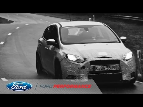 Rebirth of an Icon - Test-Track Trials: Episode 4 | Focus RS | Ford Performance