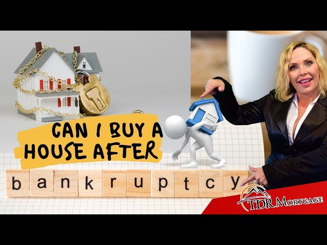 Can I Buy a House After Bankruptcy | California | Inland Empire | Los Angeles