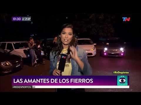 RACING GIRLS ARGENTINA en TN Redespiertos