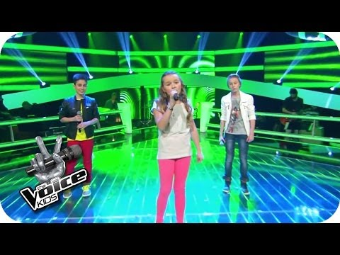 BOY - Little Numbers (Leif, Vanessa, Joel) | The Voice Kids 2014 | BATTLE | SAT.1