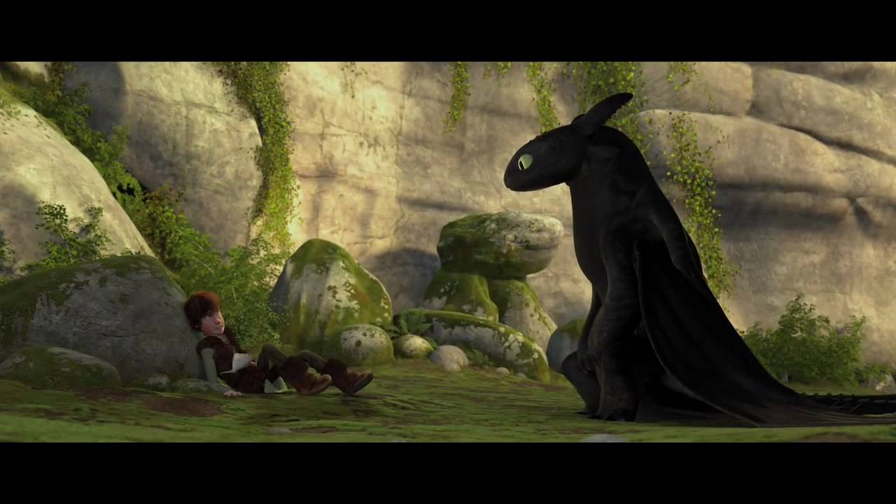How To Train Your Dragon 2010 Official Hd Trailer Youtube