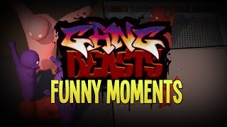 this game is awesome gang beasts funny moments