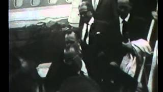 New Orleans   LBJ Visits After Hurricane Betsy 1965