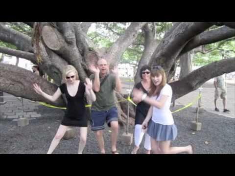 The Heffs Take on Hawaii