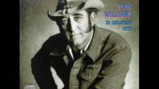 """Special Guest Don Williams """"I Believe In You"""""""