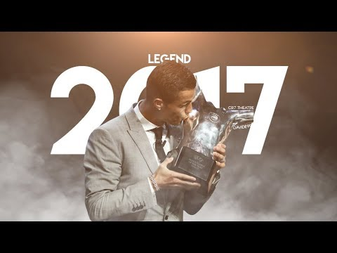 Cristiano Ronaldo - Story of 2017 Legend