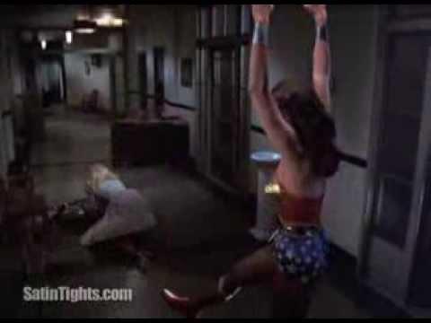 Lynda Carter Fights Stella Stevens in Wonder Woman Pilot