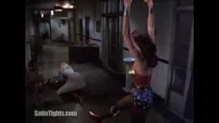 Lynda Carter Fights Stella Stevens in Wonder Woman Pilot