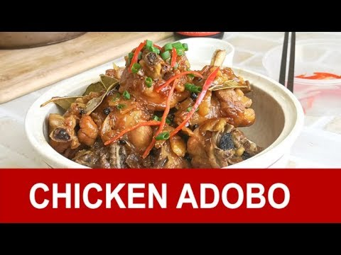 Chicken Adobo- How to prepare in 3 simple steps