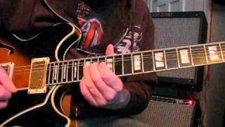 STRANGLEHOLD Ted Nugent GUITAR LESSON Part 1 (first two solos)