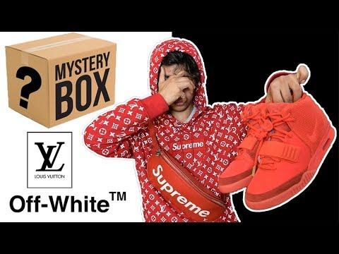 Åbner-hypebeast-mystery-box-til-13.000-kroner!-(supreme,-off-white,-lv)